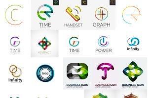 Branding company logos