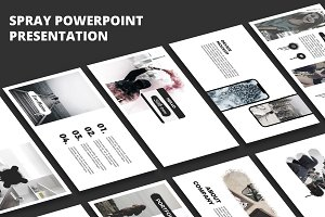 Spray - PowerPoint Presentation