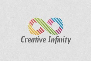 Creative Infinity - Logo Template