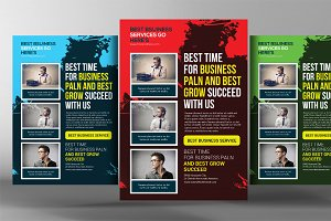 Abstract Creative Flyer Template