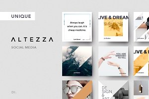 ALTEZZA Social Media + Bonus