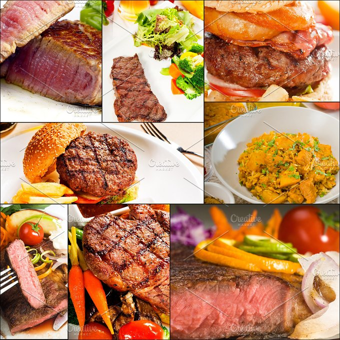 beef collage 5.jpg - Food & Drink