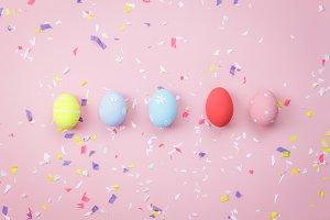 Happy Easter Festival.