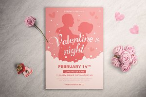 Valentine's Night Flyer