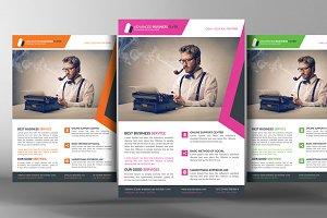 Advanced Business Flyer Template