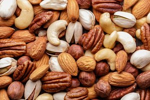 Big Set of Nuts