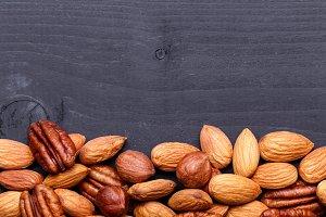 Big Set of Nuts