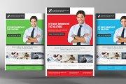 Advertising, Marketing and PR Flyer