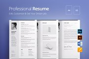 Professional Resume 1 V.HG