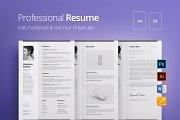 Professional Resume 1 V.CG
