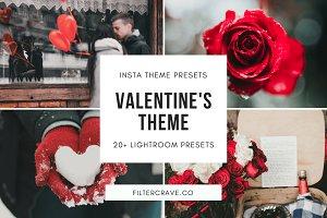 Valentine Instagram Lightroom Preset