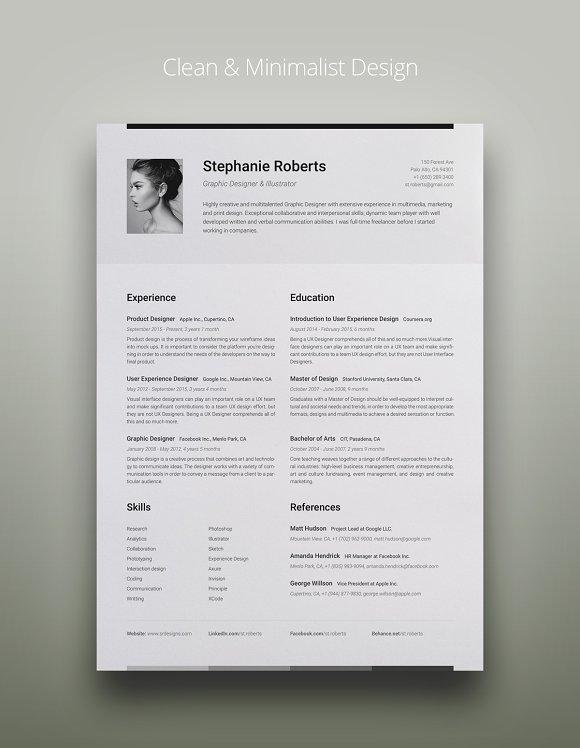 Professional Resume V.2.2