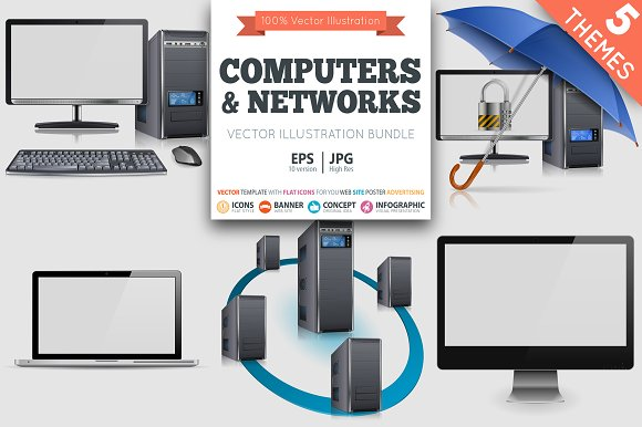 Computers Networks And Servers