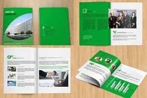 InDesign Corporate Brochure-V95
