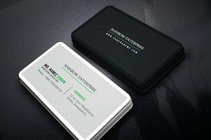 Ki Business Card