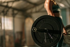 Heavy weights exercises
