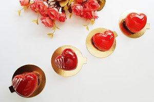 Heart Cake I