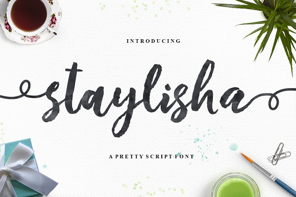 Staylisha Script