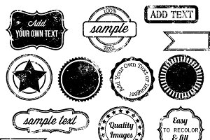 Stamps & Postage Vectors and Clipart