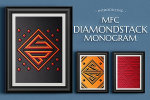 MFC Diamondstack Monogram
