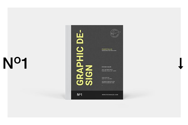 Brochure Templates - Graphic Design Portfolio
