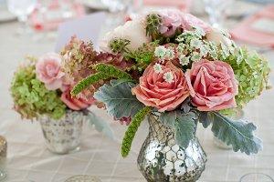 Flowers in vase 5