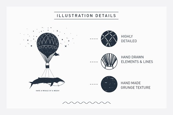Nordicus. 60 Creative Logos in Illustrations - product preview 2