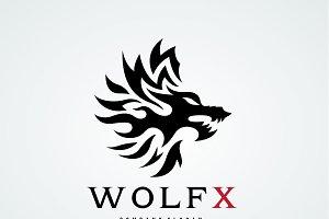 Wolf X Logo