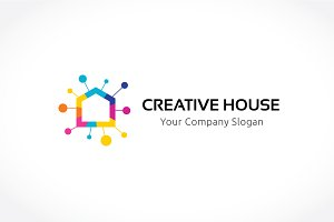Creative House Logo