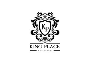 King Place Hotel Logo