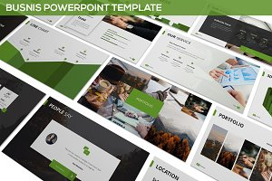 Busnis Powerpoint Template