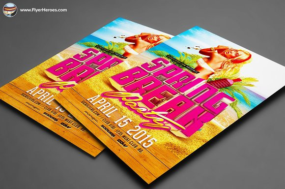 Brochure Template Layout Cover Design Annual Report Magazine - 3d brochure template