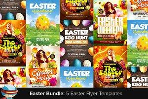 Flyerheroes Easter Flyer Bundle