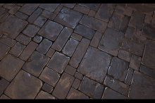 Stone Floor Tile 01 by  in Tile