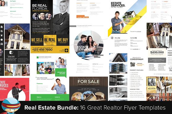Flyerheroes Real Estate Bundle