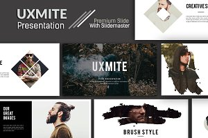 Uxmite Creative Keynote