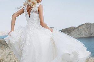 Angel bride