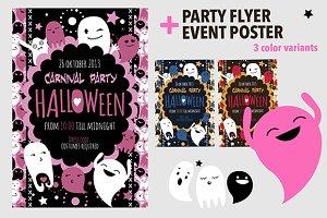 Halloween Flyer & Poster