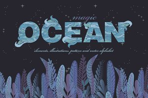 Magic Ocean kit