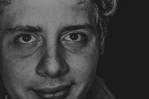 Freckled Man