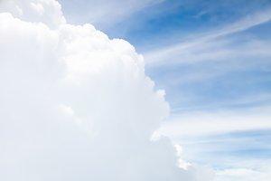 Blue Clouds Sky