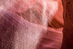 Light - Antelope Canyon