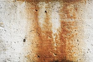 Rust-Stained Concrete