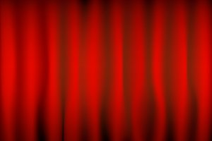 vector Theater curtain 6 color