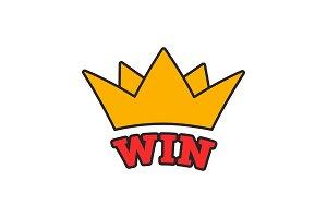 Win color icon