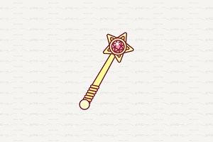 ♥ vector Wonderland color item