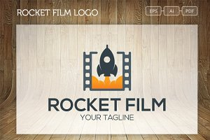 Rocket Film Logo