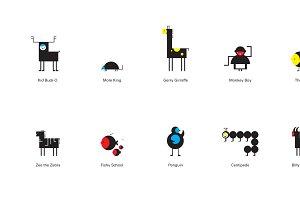Geo Animals