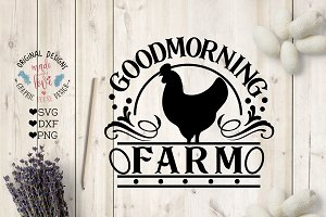 Good morning Farm
