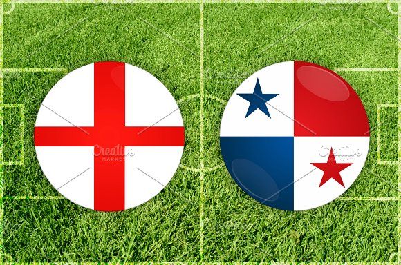 England Vs Panama Football Match